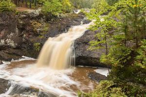 Amnicon Upper Falls foto
