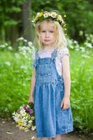 kleine meid