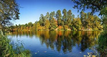 herfst panorama