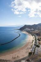 teresitas strand van Tenerife