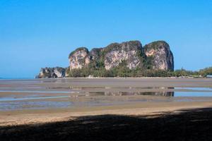 strand, trang, thailand