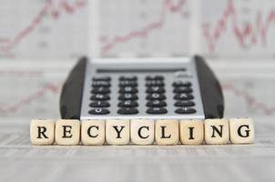 recycling foto
