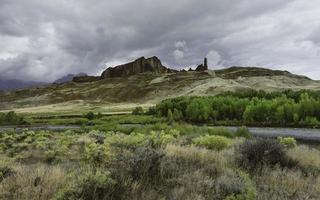 Buffalo Bill State Park, Cody, Wyoming, Verenigde Staten.