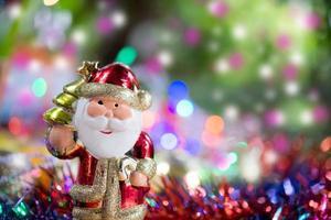 de kerstman foto