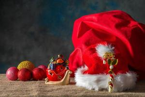 kerst speelgoed foto