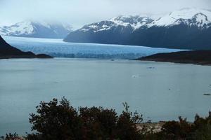 perito moreno gletsjer foto