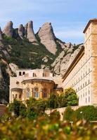 Santa Maria de Montserrat klooster foto