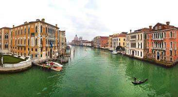 Venetië, Italië, Canal Grande foto