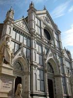 chiesa di santa croce e dante foto