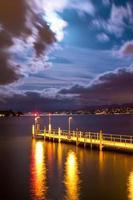 eenzame pier
