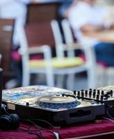 muziekapparatuur foto