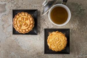 mooncake, chinees medio herfst festivalvoedsel