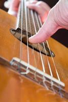 gitaar foto