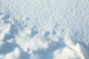 sneeuw foto