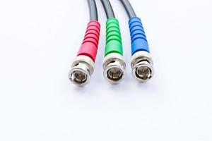 BNC RGB-kleurconnector
