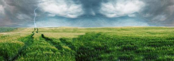 storm. foto