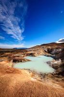 krafla vulkanisch veld