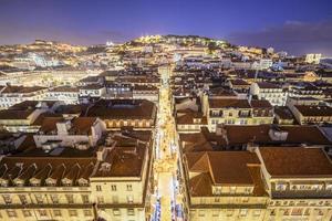 lissabon, portugal kasteel