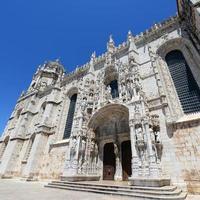 Jeronimos-klooster, Lissabon, Portugal