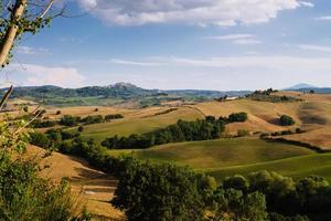 Toscane platteland