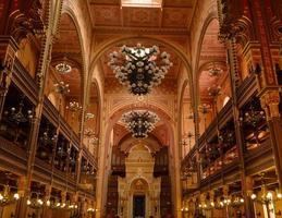 boedapest grote synagoge