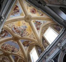 Certosa di San Martino in Napels, Italië. foto