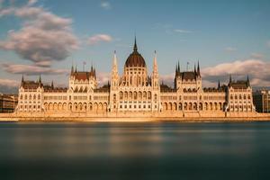 het Hongaarse parlement