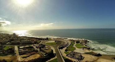 de kust van Porto
