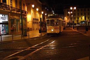 Lissabon nacht