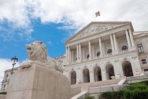 het portugese parlement