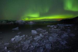 jokulsarlon glaciale lagune, oost, ijsland