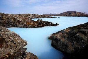 blauwe lagune, IJsland