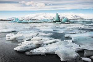 jokulsarlon gletsjer
