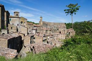 Sorano-Toscane