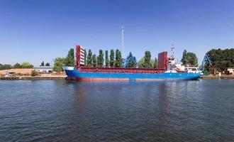 bulkcarrier schip