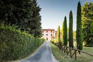 Toscaans landhuis