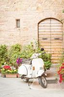een van de meest populaire transportmiddelen in Italië