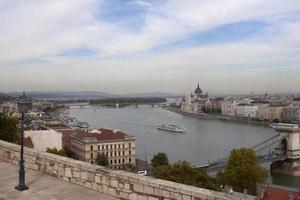 parlement van Boedapest