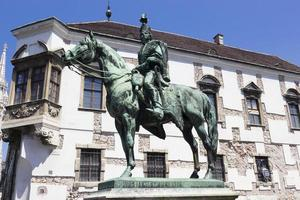 Andras Hadik standbeeld