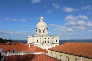 koepel, kerk, Lissabon, portugal