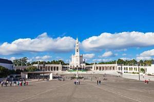 heiligdom van fatima foto