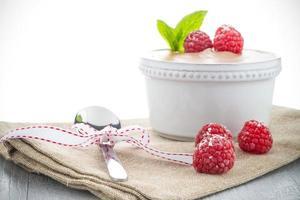 dessert in paleodieetstijl foto