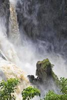 kracht van de watervallen