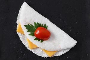 casabe (bammy, beiju, bob) van cassave (tapioca)