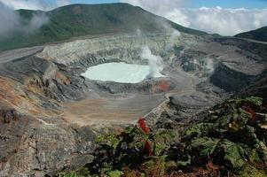 poas vulkaan, costa rica