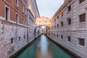 brug der zuchten - Venetië