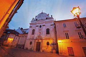 franciscaanse kerk in bratislava