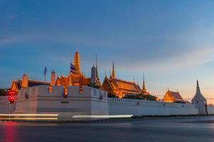 wat phra kaew (tempel van de smaragdgroene boeddha)