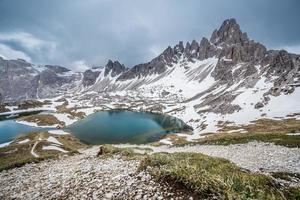 italië alpen foto