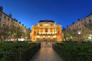 theater des celestins, lyon, frankrijk foto